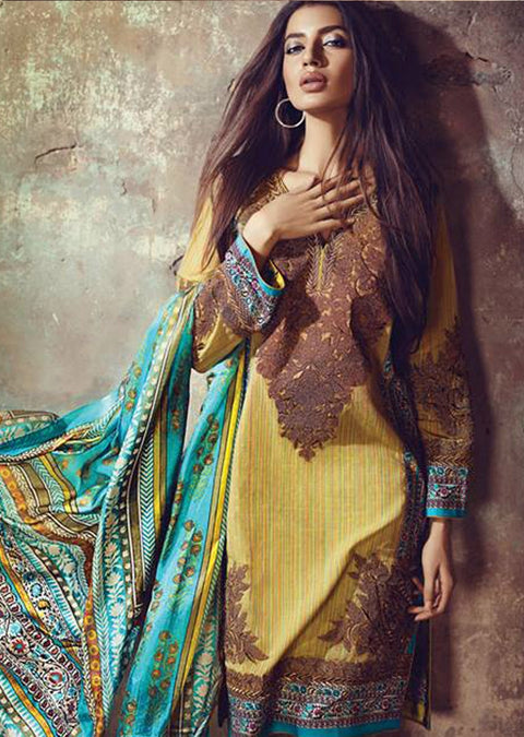 SSE04 Sana Safinaz Eid Collection - Memsaab Online