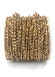 GOLDEN Bangle Set - Memsaab Online