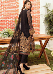 ANR-34 - Black Beauty - Readymade Design by Afrozeh - Memsaab Online