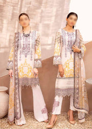 C-408R Readymade Chevron Luxury Lawn Collection Vol 4 - Memsaab Online