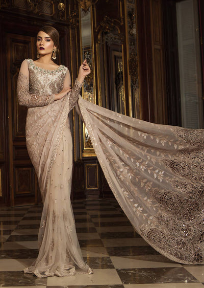 D2 Maria B Mbroidered Wedding Collection 18