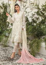 MSC05 - Unstitched - Maria B Embroidered Summer Collection 2020 - Memsaab Online