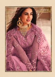 6701 The Enchantress Pink - Aafreen - Memsaab Online