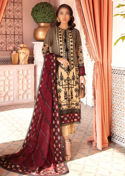 ANR-01 - Sehra - Readymade Design by Afrozeh - Memsaab Online