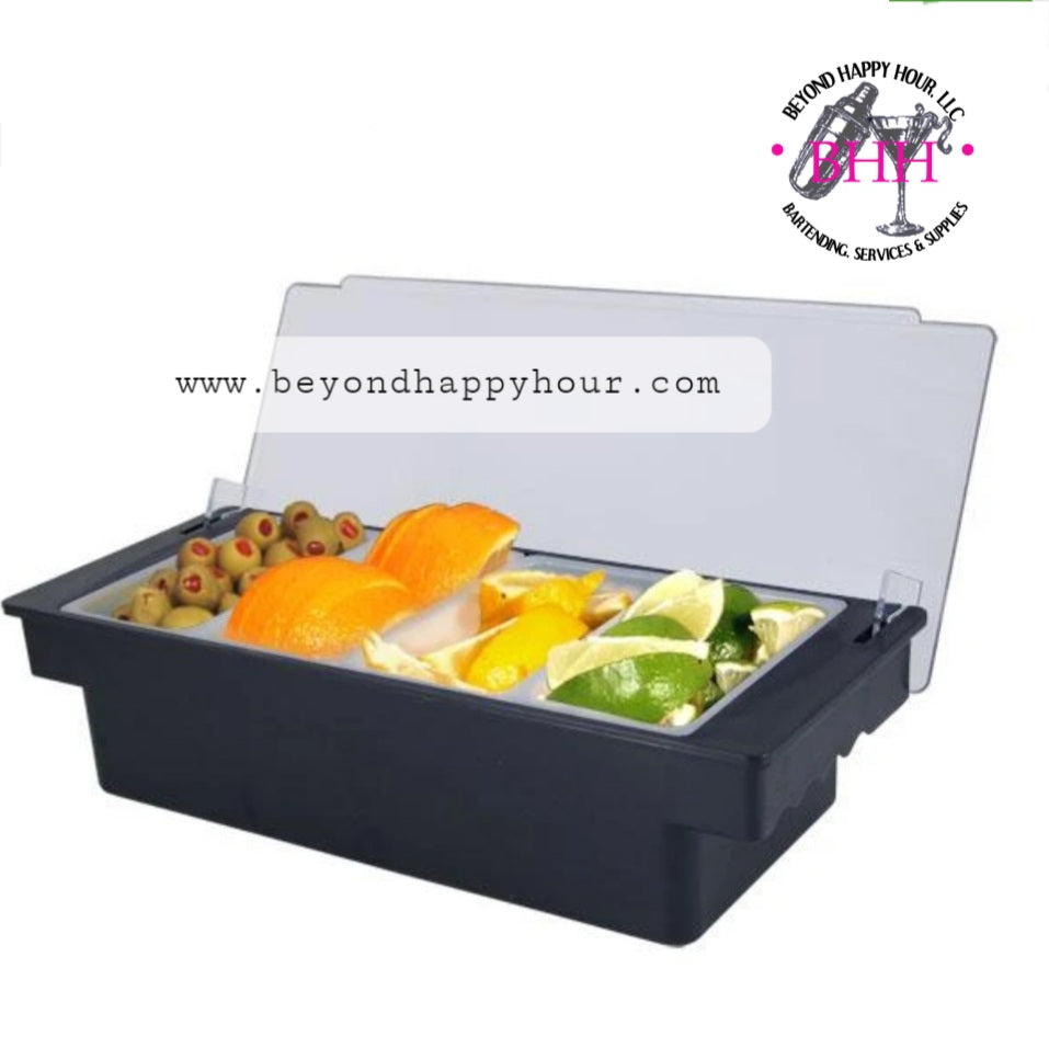 4 Compartment Fruit Caddy