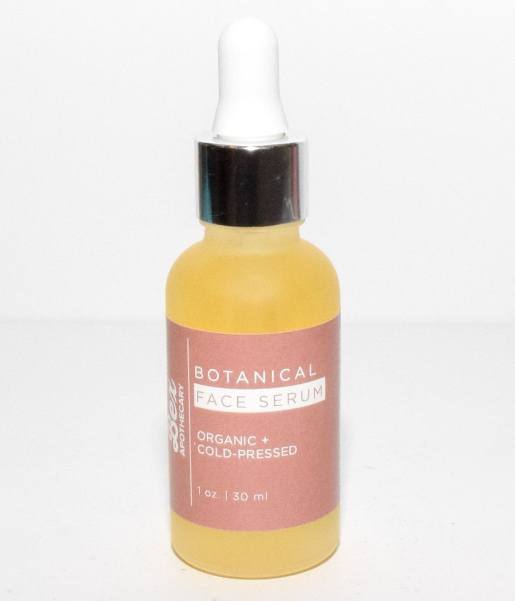 Botanical Face Serum - Bex Apothecary