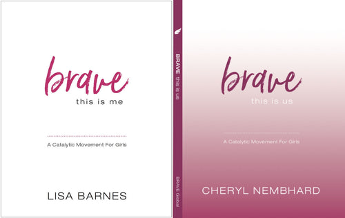 Brave Journal Combo Pack: This is Me & This is Us Journals