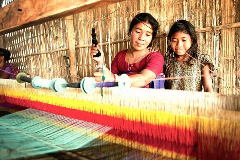 You can trust that every handmade purchase you make from us directly impacts the life and community of its maker in a developing country.