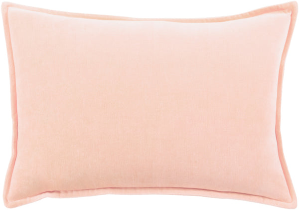 Cotton Velvet  Throw Pillow