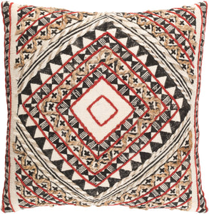 Kazinga  Throw Pillow Cover