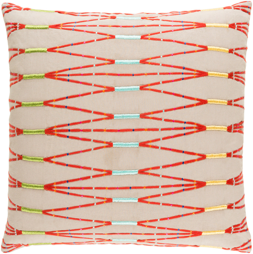 Kikuyu  Throw Pillow