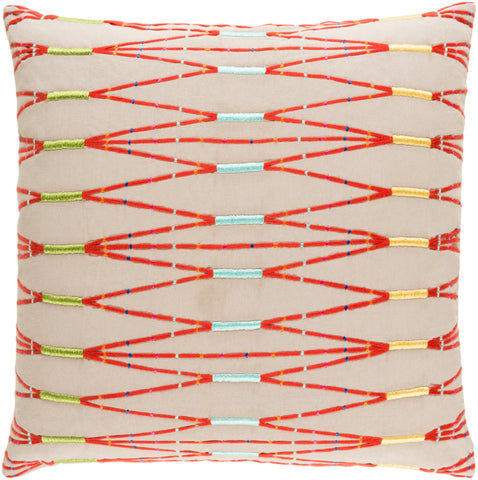 Kikuyu  Throw Pillow Cover