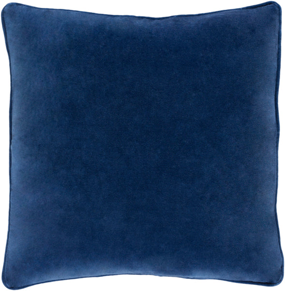 Safflower Throw Pillow