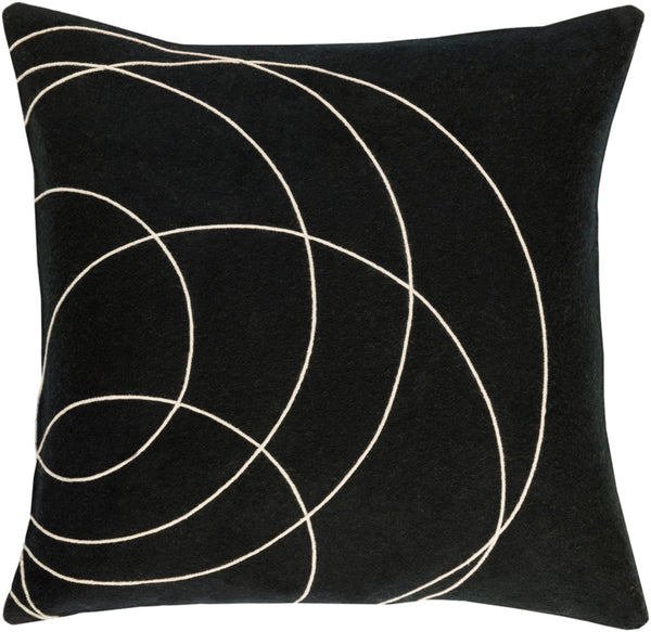 Solid Bold  Throw Pillow Cover