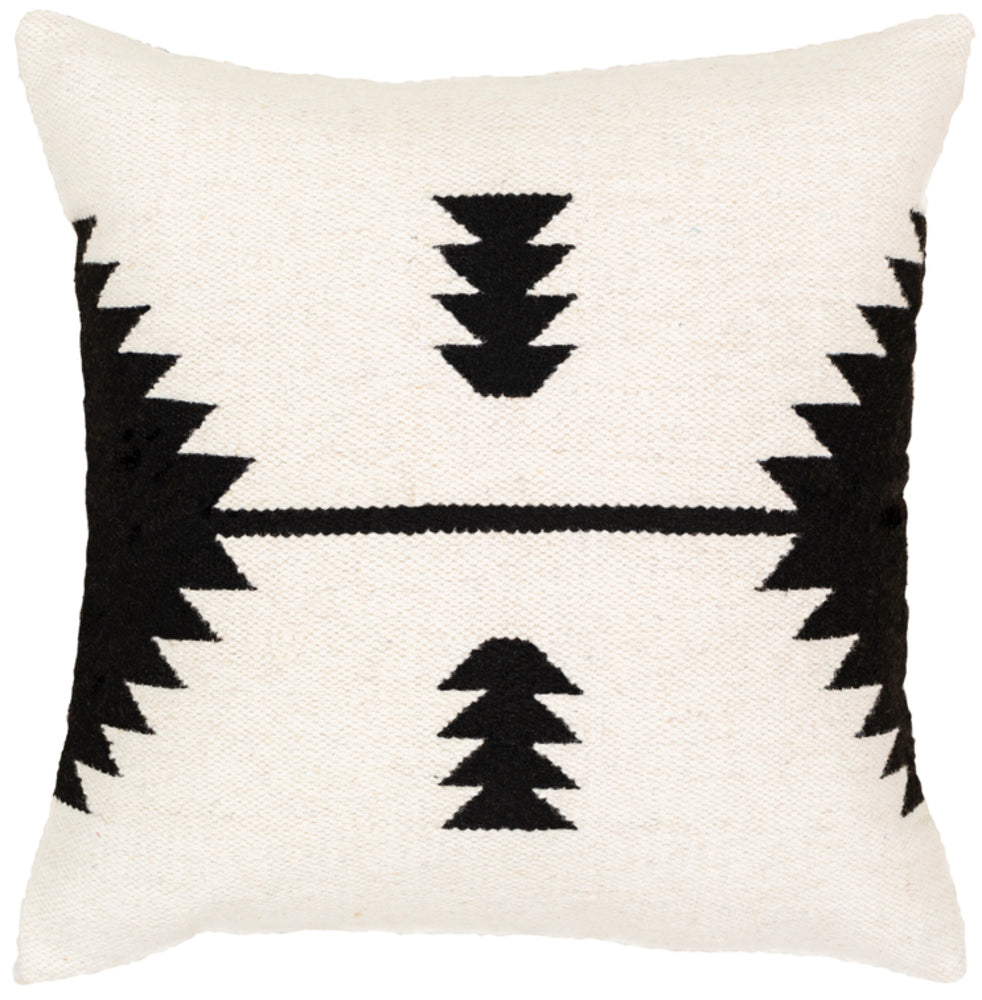 Shiprock  Throw Pillow