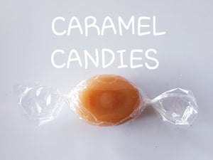 French Yummies candy caramels