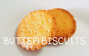 Assorted butter biscuits French Yummies