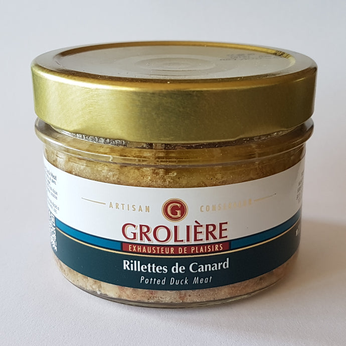 Duck rillettes in Australia