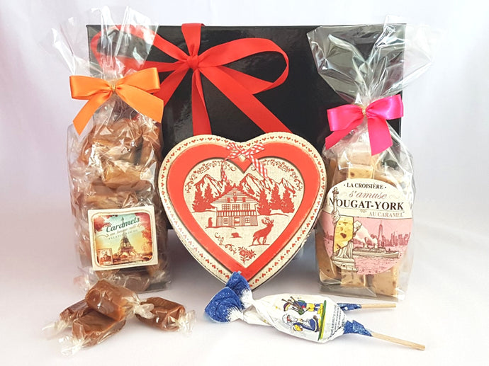 French sweet lover gift box