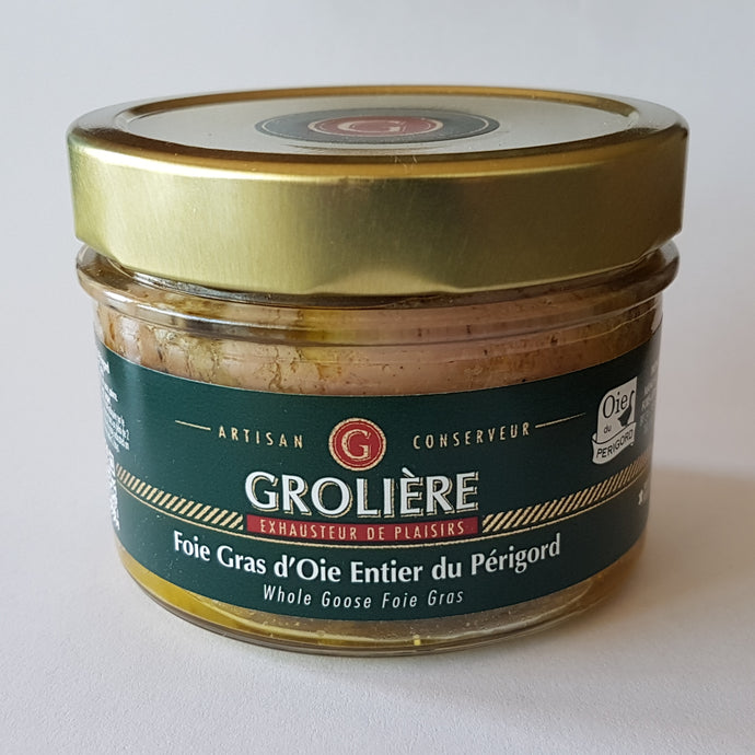 Whole goose foie gras in Australia