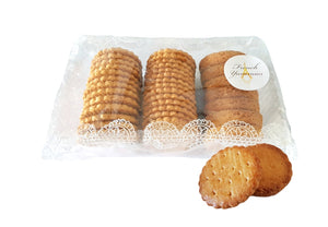 French shortbread biscuits in Australia