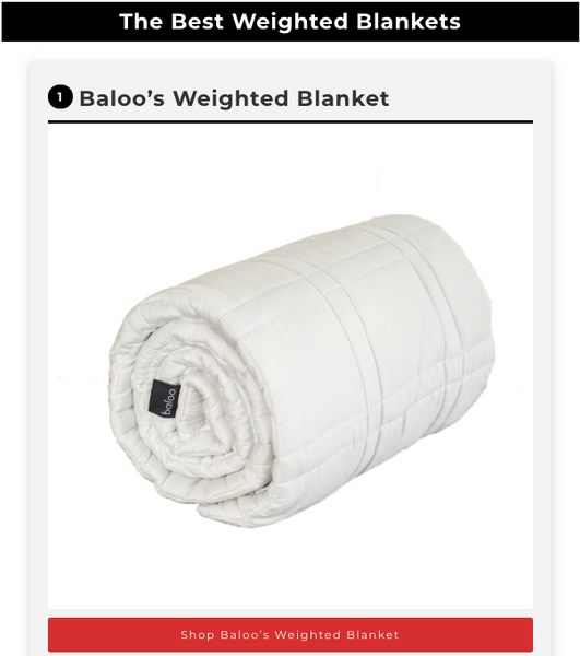 Baloo Living Weighted Blanket