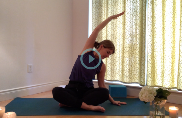 Guided Bedtime Yoga Rest and Restore
