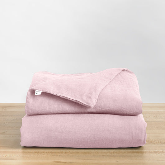 Linen Duvet ·  Fits 12lb Weighted Throw (42x72 in.)