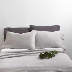 Standard French Linen Pillowcase Set · Mix or Match