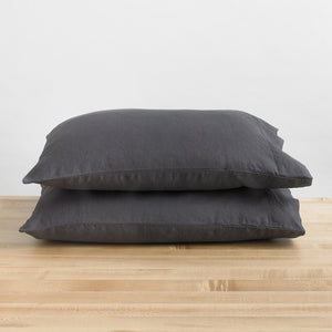 French Linen Pillowcase Set · Standard Size