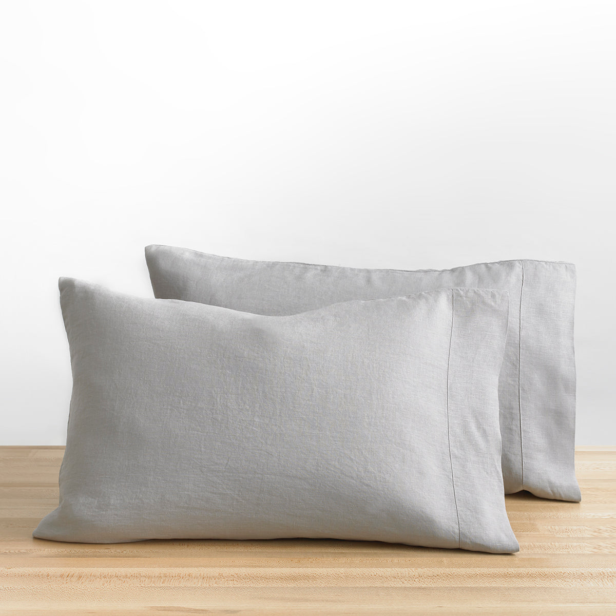 King French Linen Pillowcase Set