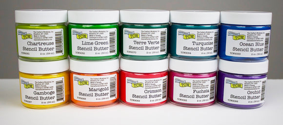 Stencil Butters