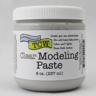 TCW9008 Clear Modeling Paste