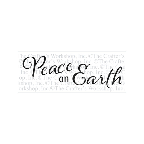 TCW2182 Peace On Earth