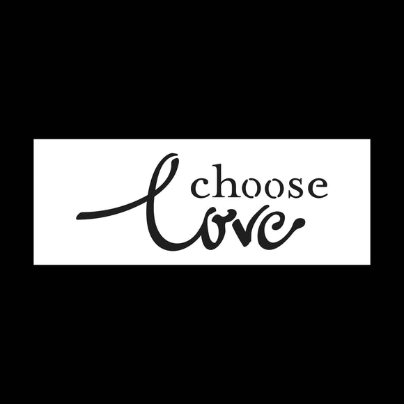 TCW2186 Choose Love