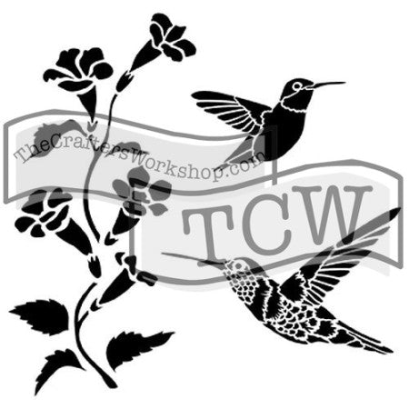 TCW519 Hummingbirds