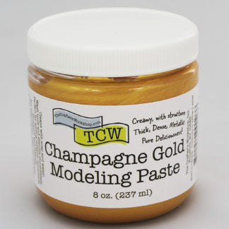 TCW9026 Champagne Gold Modeling Paste