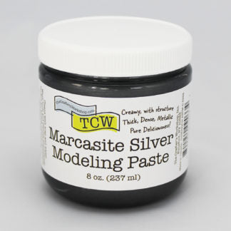 TCW9033 Marcasite Silver Modeling Paste