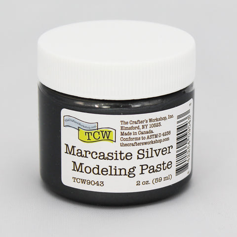 TCW9043 Marcasite Silver Modeling Paste
