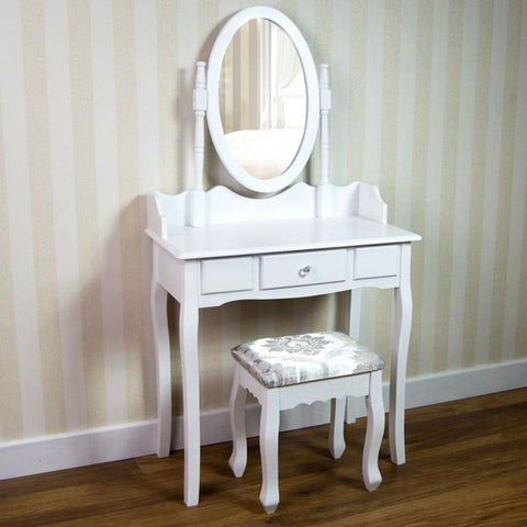 White Dressing Tables