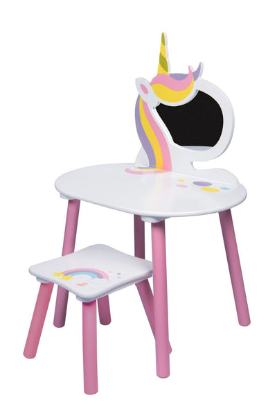 Magic Unicorn Dressing Table Set