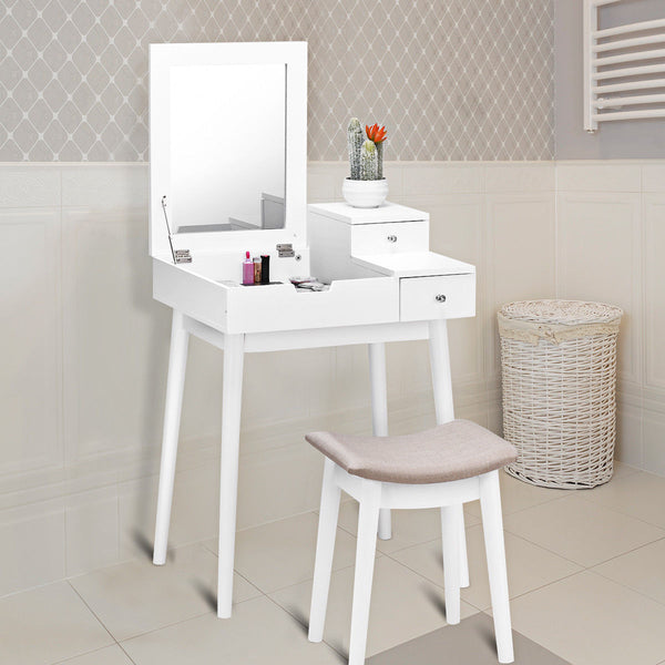Isla 2-in-1 Dressing Table Set