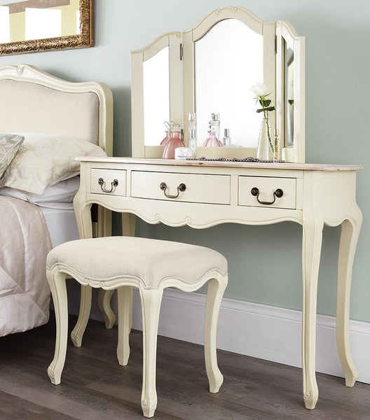 Camille Dressing Table Set