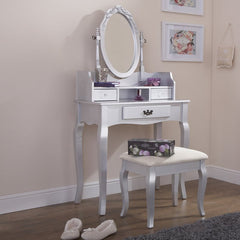 Lucia Dressing Table Set