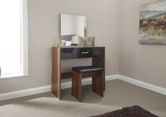 Toronto Dressing Table Set - Walnut