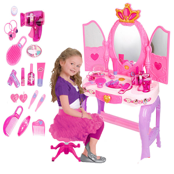 Fairy Tales Childrens Dressing Table Set