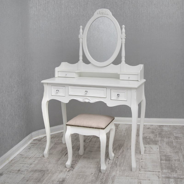 Cecile Dressing Table Set