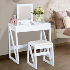 2-in-1 Dressing Table Set