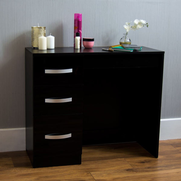 Natal Dressing Table - Black