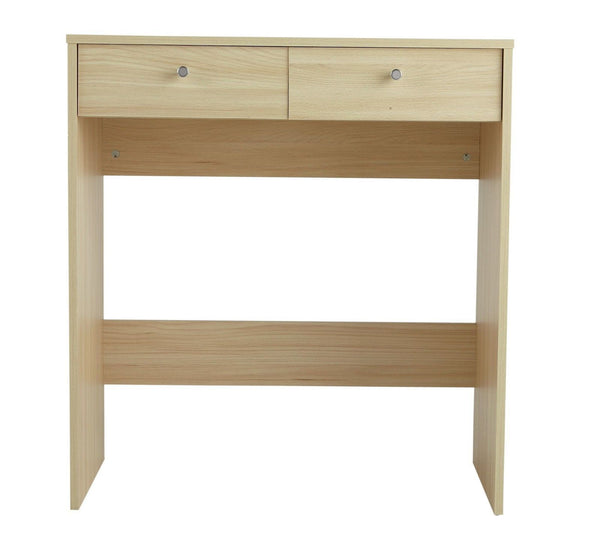 Miami Dressing Table - 2 Drawers - Pine